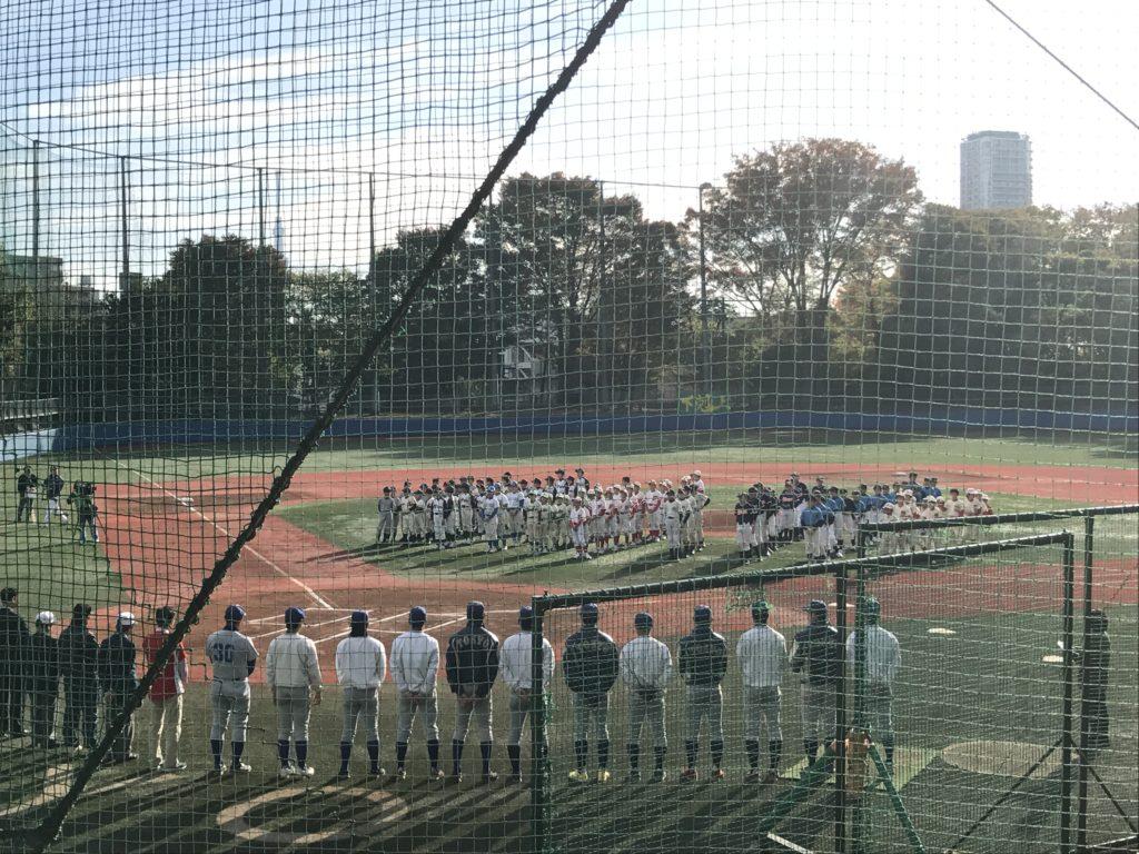 文京ベースボールフェスタ1