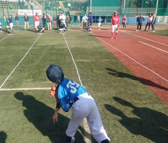 文京ベースボールフェスタ3